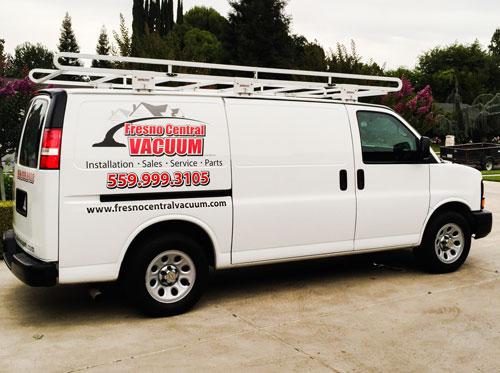 Fresno Central Vacuum